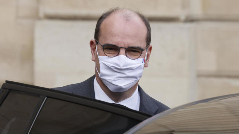 French PM Castex doesn't rule out local lockdowns, as Covid-19 cases spike