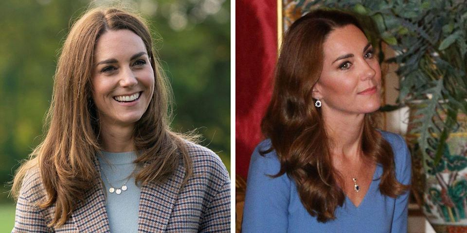Kate Middleton Shows How a Duchess Dresses for Fall With Two New Looks