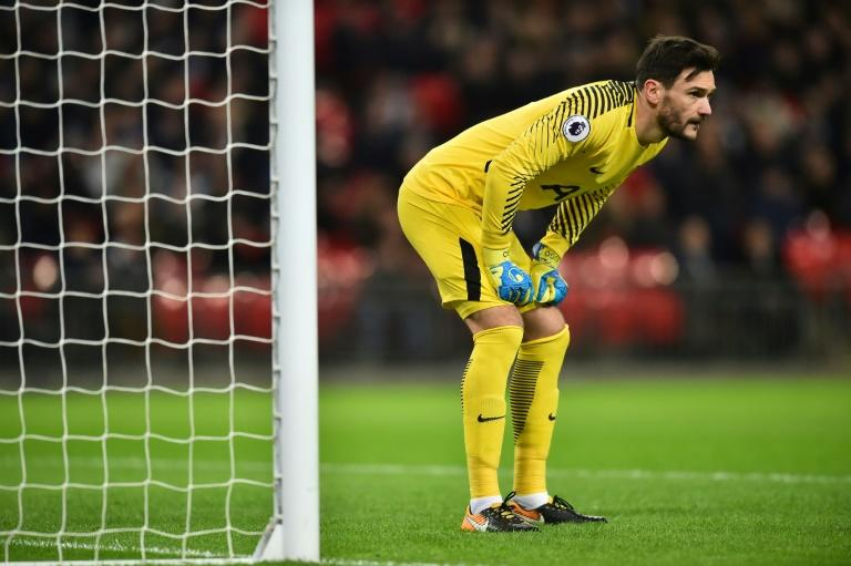 French goalkeeper Hugo Lloris of Tottenham missed training due to illness and might miss an upcoming Premier League match