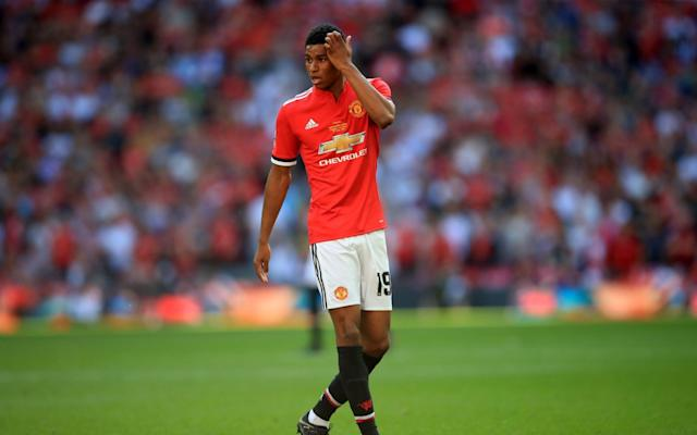 "There was a pang of regret in, post-match, reading Jesse Lingard's assessment of his friend and Manchester United team-mate Marcus Rashford. ""He's young and he can be anything he wants to be,"" Lingard commented in the FA Cup Final match programme as he gave the run down on the squad. ""He might not have played as much as he would have liked to this season but when he has played or when he's come on, he's made an impact."" Both Rashford and Lingard – who England manager Gareth Southgate joked last week are so close that they almost walk around hand-in-hand – were hauled off together before the end of United's defeat to Chelsea. Both looked dispirited; beaten and deserved the hook. The concern for United and, with a World Cup looming, for England is that while Lingard has flourished under Jose Mourinho the same cannot be said of Rashford who appears bereft of touch, confidence and that refreshing vigour and exciting belief he brought to the team when he made his break-through. Rashford's style simply does not appear to suit Mourinho and Southgate has work to do ahead of Russia. Lingard alluded to the fact that Rashford has not played as much as he has wanted to but there have been 35 Premier League appearances by him this season, including 17 starts. But such has been the sense of marginalisation under Mourinho that it feels like he has been pushed out to the edges which is where he instinctively, and largely unproductively, headed on the Wembley pitch as he failed to be the target man. Rashford was one of United's brightest stars when Mourinho arrived. He was a local player who brought renewed pride in United's ability to develop talent during a tricky time for the club. It was said that a test of the suitability of the new manager was how he dealt with Rashford. Jose Mourinho's tough love treatment of Marcus Rashford has not helped him flourish Credit: GETTY IMAGES Mourinho was so aware of the accusation that he was untrusting of young players that he even produced an unconvincing list at his first press conference of those he had nurtured (it included Arjen Robben who was already a full Holland international). There have been murmurings that Rashford has not been happy at United this season, that he may even want out, and he looked like he had the weight of the world on his shoulders at Wembley where he appeared a Lukaku-lite, asked to be the battering ram centre-forward that Mourinho prefers in the absence of the Belgium international who the manager later suggested had absented himself from starting this match. Another United player thrown under the bus by the belligerent manager? Of course Rashford has to take responsibility for his own performances, despite his youth, such is the 20-year-old's ability and his reputation. But was it also really necessary for Mourinho to be so obviously critical of him as he was following the recent defeat away to Brighton? Rashford was not named but it was clear who Mourinho meant when he said: ""The players that replaced others did not perform at a good level and when individuals do that it is difficult for the team to play well. Maybe now you will not ask me why A, B and C do not play so much."" Was that really worth it for Mourinho? What purpose did it serve? It did not seem helpful here. Rashford lacked support and it showed and criticism of United's performance should concentrate on their big names: Alexis Sanchez and, until he woke up in the second-half, Paul Pogba and Mourinho's unwillingness to adapt to help his young striker. Rashford is not Lukaku so when the manager later said ""I knew that without a target man it would be difficult for us"" he should take responsibility. Maybe Sanchez should have played through the middle because it is a role that is asking a lot of Rashford even if he craves it. When Rashford mis-hit an attempted pass Mourinho reacted furiously and this kind of stuff transmits itself out on the pitch where United feel inhibited, shackled and unable to play with any sense of risk or creativity. Antonio Conte knew it, also. His trap was set and United did not have the guile to side-step it. Mourinho complained that he was facing a ""team so predictable it is easy to adapt to it"". But that betrayed a remarkable lack of self-awareness. It was so easy? So what did he fall into that trap. He knew Eden Hazard could be the match-winner but he could not stifle him during a first-half in which the forward drew a fine save from David De Gea and then won and converted the penalty that made the difference as he embarrassed Phil Jones. And embarrassed Mourinho. FA Cup final player ratings After half-time United were far better and far more urgent, as they have been in second-halves this season, but why did not they try and capitalise on Chelsea's uncertainty and the expectation that this would be Conte's last game in charge to press home the advantage they appeared to have? There are so many questions to answer for Mourinho who haughtily dismissed any criticism. Once in front Chelsea defended superbly; it was something of a masterclass. They defended in a way that Mourinho would have done with outstanding performances from Antonio Rudiger and the resurgent Gary Cahill and the midfield shield of N'Golo Kante. And they deserved this victory despite opportunities being spurned by Pogba, with a header, and Rashford with a shot which was parried by Thibaut Courtois while Sanchez had a 'goal' correctly ruled out for offside. Mourinho said Chelsea had no chances but Marcos Alonso probably wasted the best one of all because he did not trust his right-foot. And so it was the first time that Mourinho had lost a domestic cup final in England and the first that Conte had won. Ever. One manager is, more than likely going, and the other will stay. But whatever the constructs and arguments this has not been a good season for Mourinho and not least for the way Rashford has failed to progress under him."
