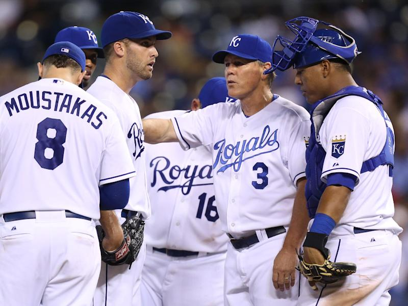 Royals' Yost implores fans to show up to games