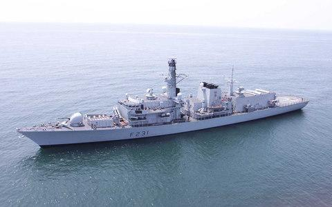 HMS Argyll will be deployed to help enforce sancitons, the Royal Navy announced last week - Credit: Heathcliff O'Malley