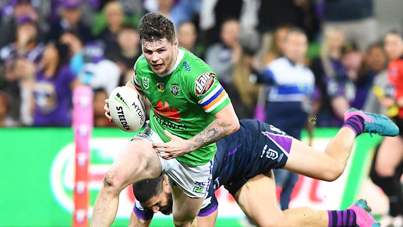 John Bateman is seeking an upgrade on his current Raiders contract.