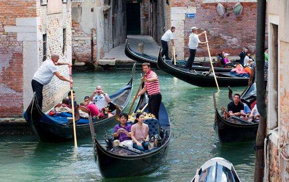 "Italy earned <b>$43 billion</b> in receipts and witnessed 46.1 million tourists. The country is home to 47 World Heritage Sites including cities such as Pompeii, Verona, Vicenza. Italy. A program of events in the United States titled ""The Year of Italian Culture 2013,"" will be launched in December."