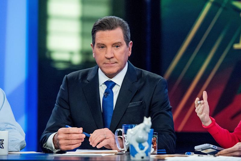 Eric Bolling suspended from Fox News