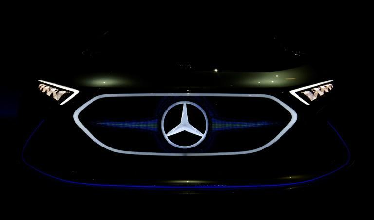 Daimler wants to produce an electric version of all its models by 2025