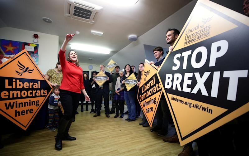 Will a tactical vote for the Lib Dems help achieve your desired Brexit outcome? - REUTERS