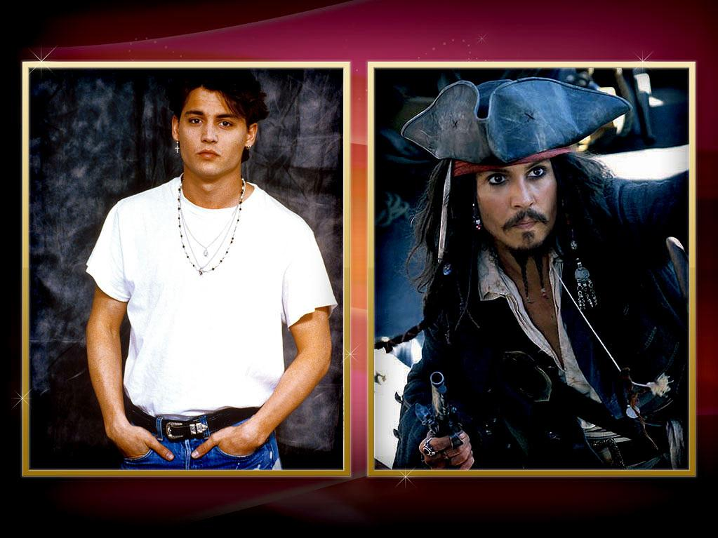 "Johnny Depp — Most actors would kill to reach teen-heartthrob status like Depp did in 1987 playing undercover cop Tom Hanson on Fox's ""<a href=""http://tv.yahoo.com/21-jump-street/show/28477"" rel=""nofollow"">21 Jump Street</a>."" But Depp rejected that label, moving onto a film career playing outcasts and weirdos. Hailed as one of Hollywood's best young actors, Depp eventually scored a trio of Best Actor nominations, including one for 2003's ""Pirates of the Caribbean: The Curse of the Black Pearl."""