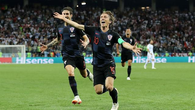 Luka Modric has inspired Croatia's excellent start at the 2018 World Cup and Dejan Lovren believes the Real Madrid man deserves more credit.