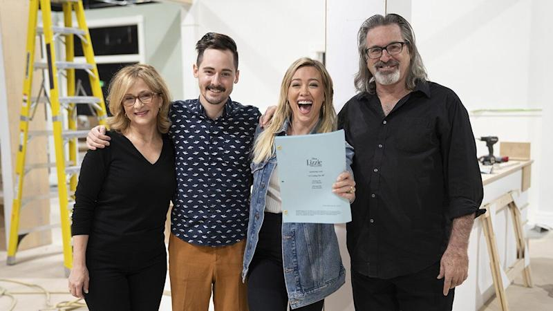 'Lizzie McGuire' Family Joins Hilary Duff's Disney+ Revival Series -- See the Pic!
