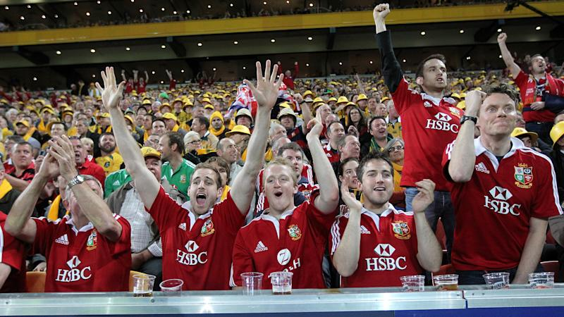 South Africa chief Jurie Roux warns Lions tour not viable if fans cannot travel