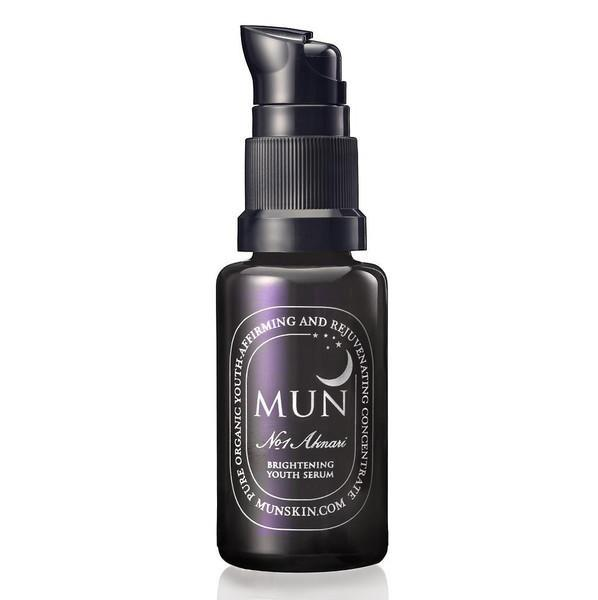 """<p>Prickly pear seed oil is the star ingredient in this serum that works to deal with fine lines and dark spots. <a href=""""http://munskin.com/collections/buy2015/products/a-bottle-of-mun"""" rel=""""nofollow noopener"""" target=""""_blank"""" data-ylk=""""slk:MUN No.1 Aknari Serum"""" class=""""link rapid-noclick-resp"""">MUN No.1 Aknari Serum</a> ($95) </p>"""