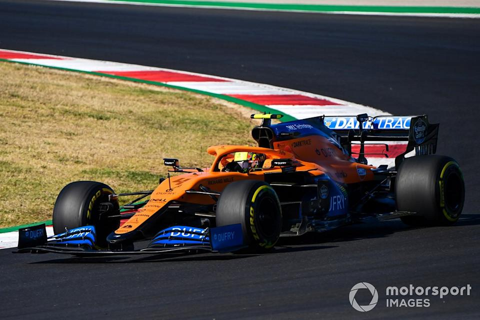 "Lando Norris, McLaren MCL35<span class=""copyright"">Mark Sutton / Motorsport Images</span>"