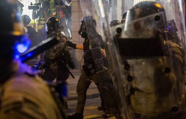 Hong Kong, des manifestations face à la tutelle de la Chine