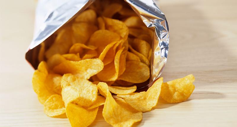 The pair argued about salt and vinegar chips before the shooting