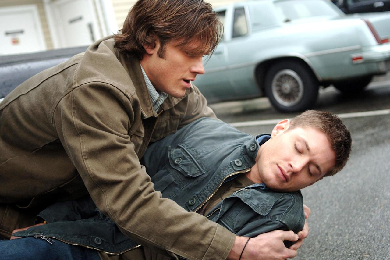 """Mystery Spot"" might be my favorite <i>Supernatural</i> episode ever; it's definitely the one I've watched the most. Sam is stuck in a loop where he's forced to watch Dean — who was already approaching death's door because of the demon deal he made to save Sam's life — die more than 100 times. Sure, the time loop structure is gimmicky, but it works because the episode at its core is very much about the boys' relationship. It's funny, sad and displays the show's willingness to break away from its formula — which means it's basically the perfect <i>Supernatural </i>episode. <em>—Chancellor Agard</em>"
