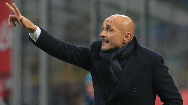 Ahead of huge games against AC Milan and Napoli, Luciano Spalletti revelled in Inter's much-needed victory over Serie A's bottom club.