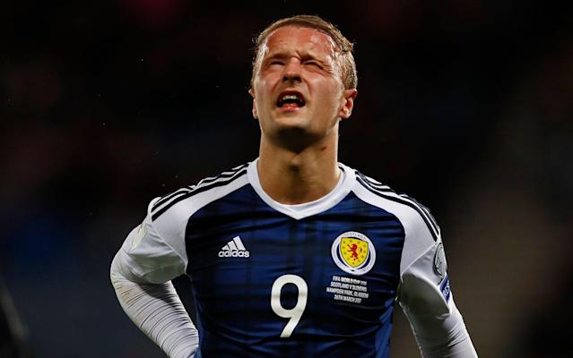 Griffiths missed three weeks of training with his back injury - REUTERS