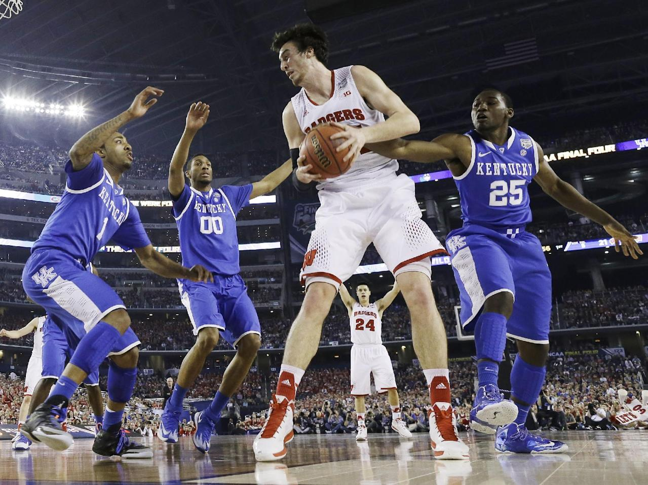 25 Most Intriguing Players in college basketball