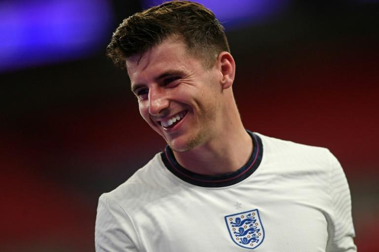 Midfield maestros: Chelsea's Mason Mount is one of a crop of young, creative midfielders for Gareth Southgate to choose from