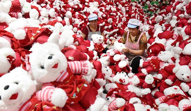 Today's China is much more than a global factory for making cheap clothes and toys. Photo: Reuters