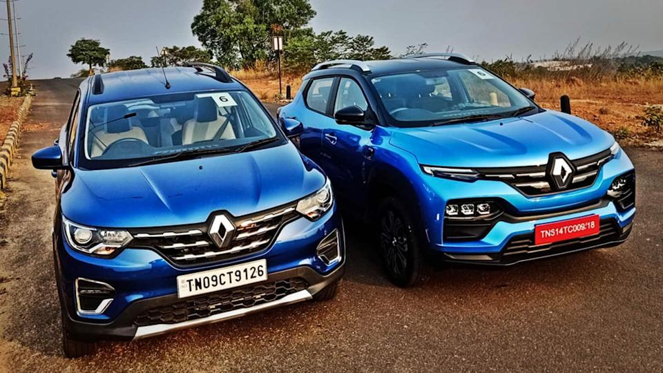 2021 Renault KIGER v/s Triber: Which one is better?