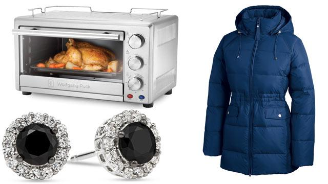 Exclusive: Deals and Steals on Jewelry, Travel and Home Items, Just in Time for Holiday Shopping!