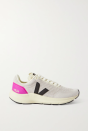 <p><strong><strong>Which style?</strong></strong> Marlin V-knit sneaker</p><p><strong><strong>How much?</strong></strong> £145<br></p><p>Tick, you've got the fashion-favourite Veja plimsolls – but did you have the brand's new vegan running trainers on your radar? These Marlin kicks (aptly named after one of the world's speediest fish) are designed specifically for pounding pavements/roads/tracks. Unlike most 'sustainable' shoes out there made from partially recycled fabrics, the V-knit upper derives from 100% recycled plastic bottles.</p>