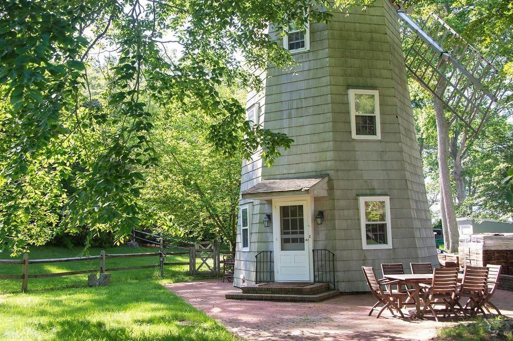 The Windmill House in New York