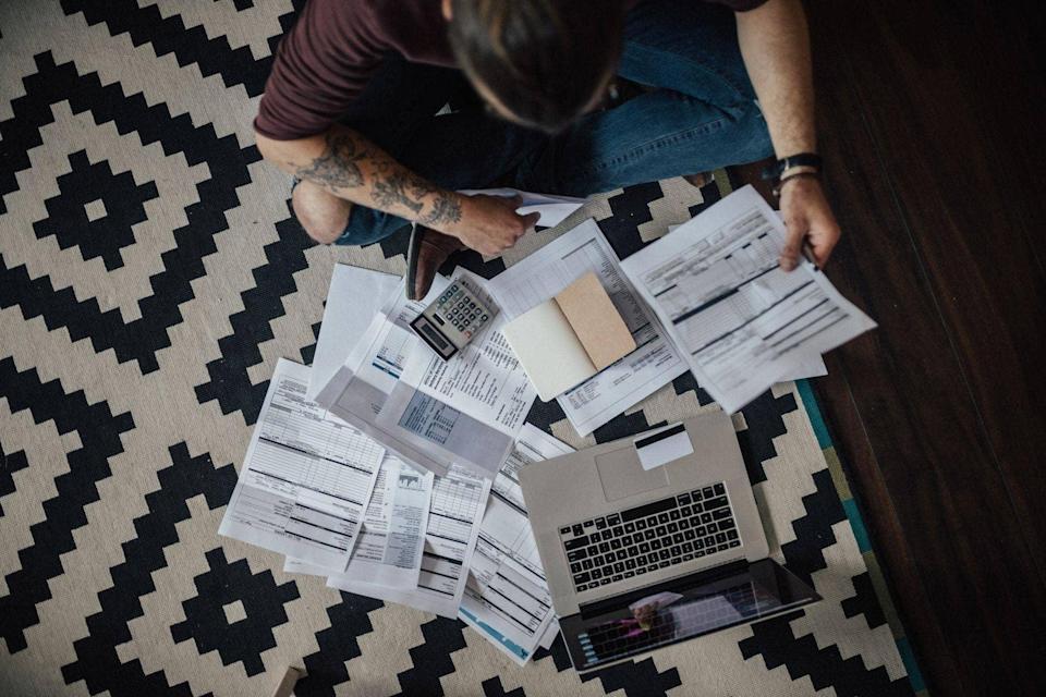 <p>Many businesses have a number of bills to still settle</p> (Getty Images)