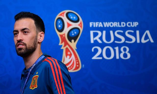Spain can take nothing for granted against Morocco, says Busquets