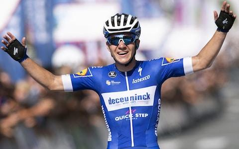 Remco Evenepoel -Remco Evenepoel sets sights on Giro d'Italia, Olympics and worlds – and promises to keep on attacking - Credit: Getty Images
