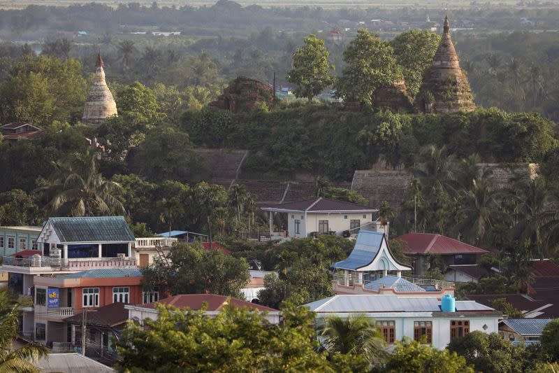 Myanmar says most Rakhine voting stations will not operate in November election