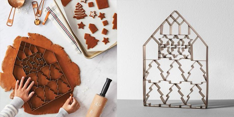 Giant Multi Cookie Cutter Sheet Will Turn You Into A Baking Machine