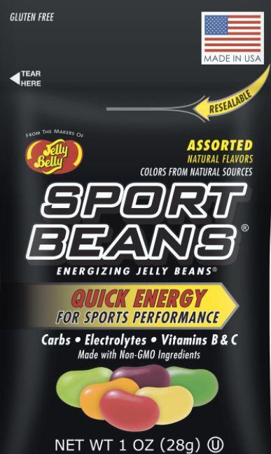 """Jelly Belly's Sport Beans are advertised as a product that gives athletes """"quick energy."""" (Photo: Jelly Belly)"""