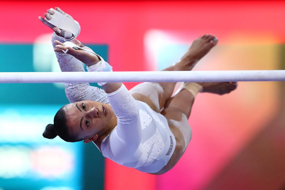 Becky Downie will not make a third Olympic appearance in Tokyo after being left out of the British team (Reuters via Beat Media)