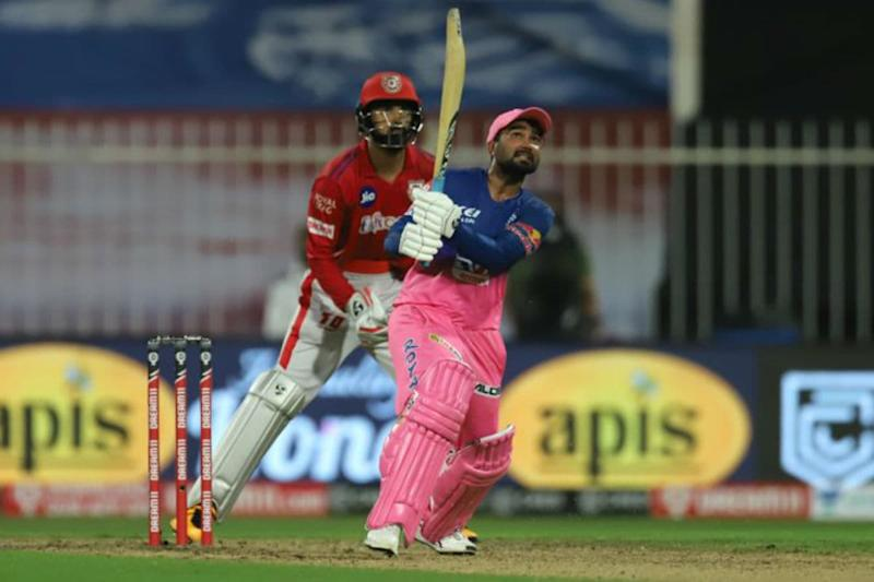 IPL 2020: Rahul Tewatia was the Star of Rajasthan Royals' Post-match Celebrations After Historic Run-chase Against KXIP