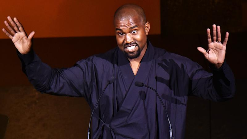 Kanye West's New Album Is the Christmas Gift We Weren't Sure We'd Receive—But We Did!