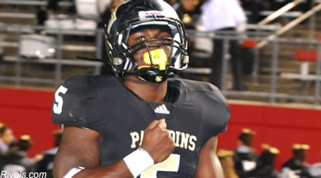 Jabrill Peppers picked Michigan for his football future with a televised rap — Rivals.com