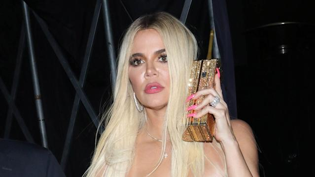 Khloé Kardashian Admits She Was An Emotional Eater After Father's