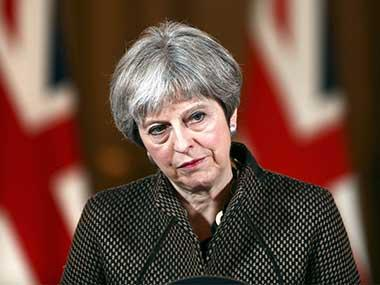 Theresa May to resign as UK PM on 7 June amid pressure to face no-confidence vote and continued chaos around Brexit