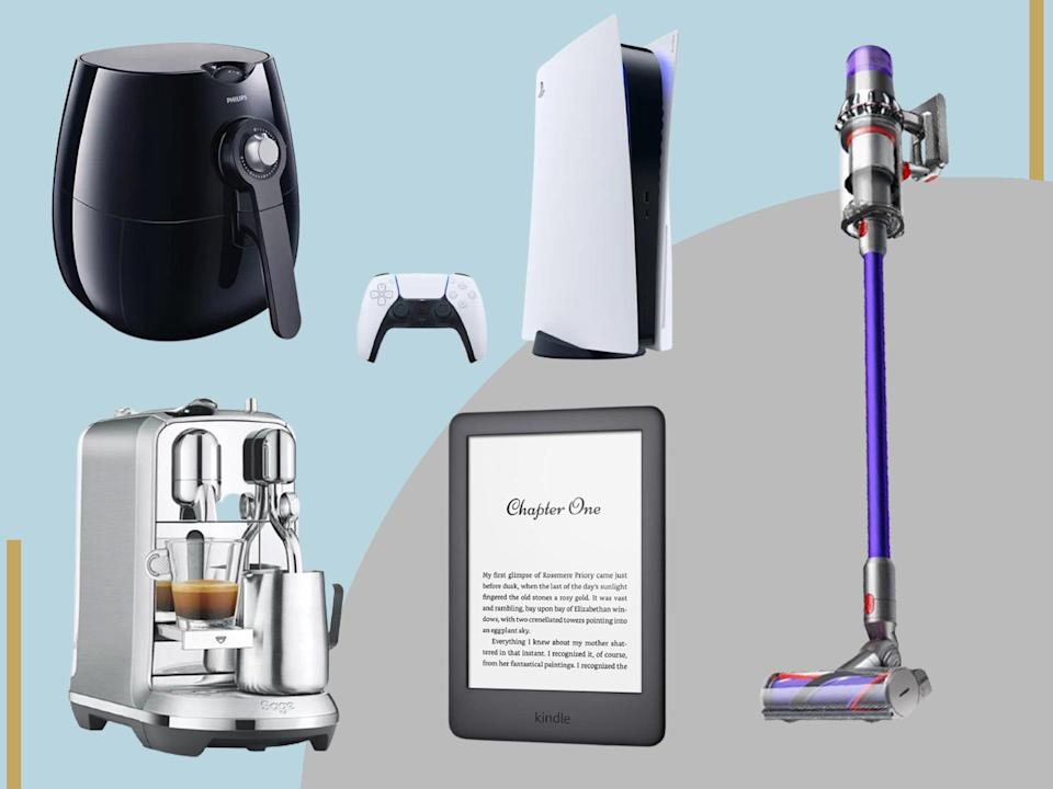 There's discounts on everything from TVs and tech to fashion and toys, so get your lists at the ready  (The Independent)