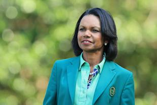 How big of a role will Condoleezza Rice play on the inaugural CFP playoff committee? (Getty)