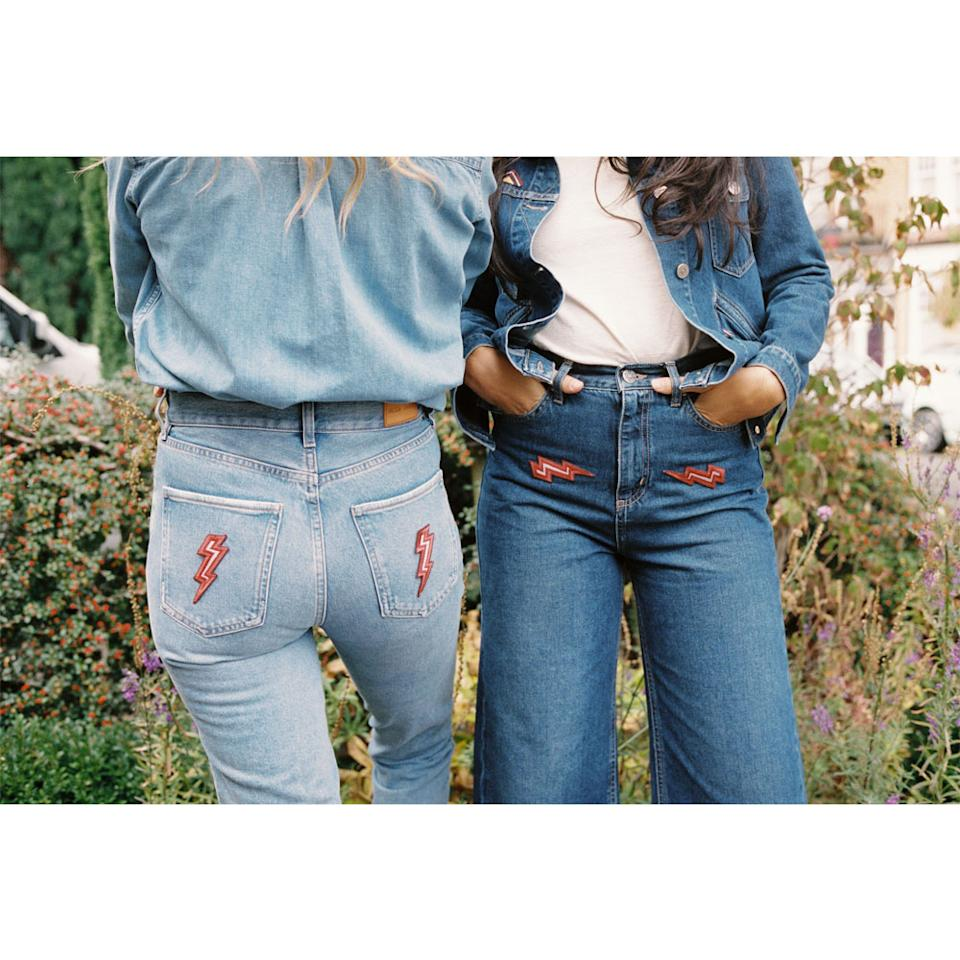 This Brand Lets You Personalize Your Denim Exactly The Way ...