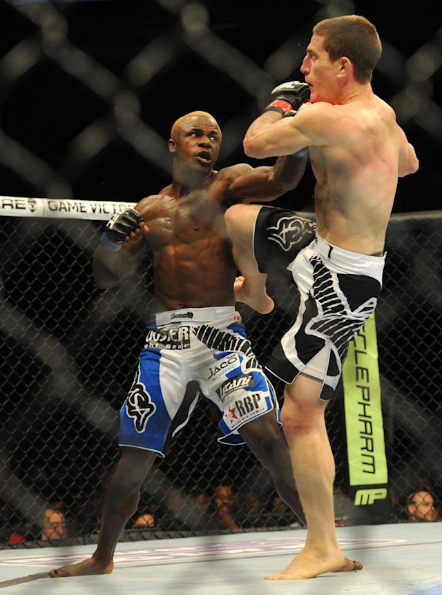Melvin Guillard released by UFC