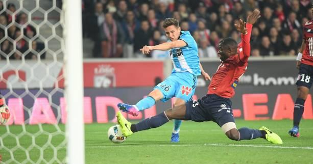 Foot - L1 - Lille et Marseille se neutralisent