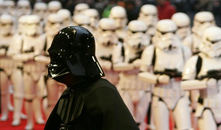 A British couple have thanked their lucky stars after a garage full of bin bags left to them by a dead neighbour yielded a trove of Star Wars toys worth £400,000 ($525,000)