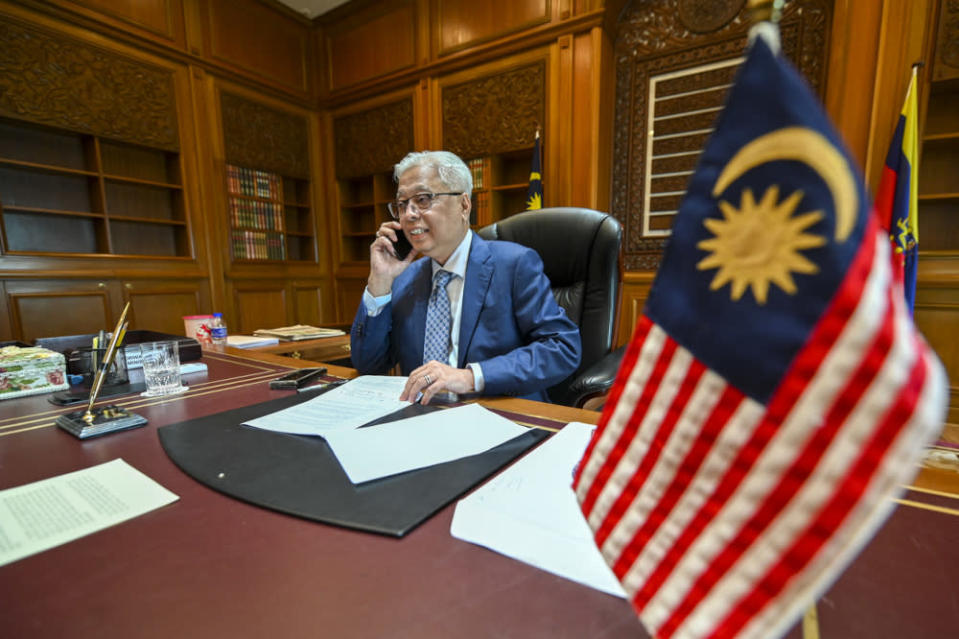 Ismail Sabri has come out a hero by securing an important concession from the Opposition, said Jayum. — Bernama pic