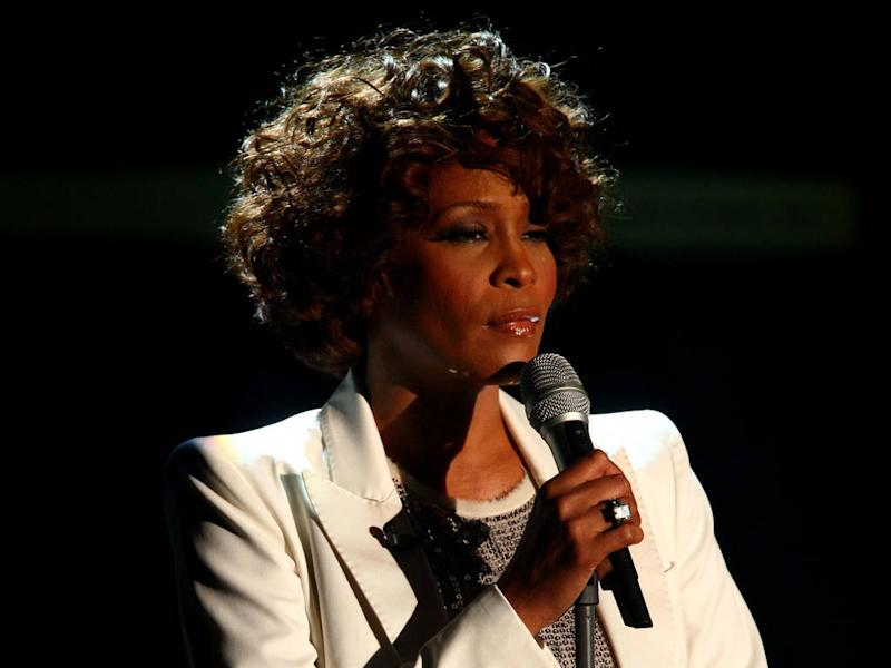 Whitney Houston's The Bodyguard costume up for auction