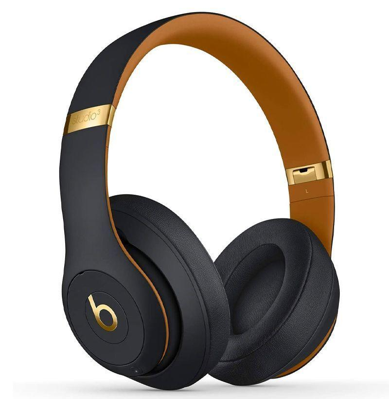 """<p><strong>Beats</strong></p><p>amazon</p><p><strong>$241.49</strong></p><p><a href=""""https://www.amazon.com/Beats-Studio3-Wireless-Over-Ear-Headphones/dp/B08528YFM2/ref=sr_1_3?dchild=1&keywords=beats&qid=1633529810&sr=8-3&th=1&tag=syn-yahoo-20&ascsubtag=%5Bartid%7C10049.g.37898893%5Bsrc%7Cyahoo-us"""" rel=""""nofollow noopener"""" target=""""_blank"""" data-ylk=""""slk:Shop Now"""" class=""""link rapid-noclick-resp"""">Shop Now</a></p><p><strong><del>$349.95</del> $(31% off)</strong></p><p>Saving over $100 on Beats' premium, high-performance, expert-approved Studio3 noise-canceling headphones is a deal made in heaven, isn't it?</p>"""